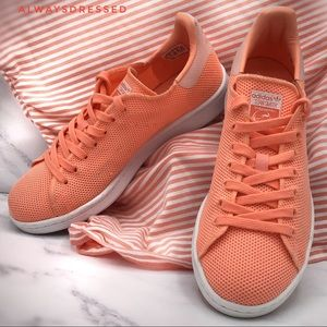 ADIDAS Stan Smith Sneakers *CORAL*